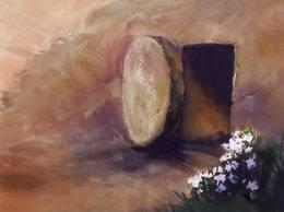 Pedra - túmulo Jesus