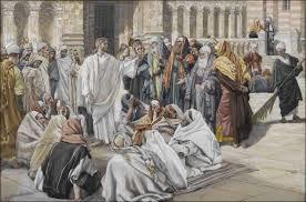 A Festa da Dedicação. Jesus é interrogado
