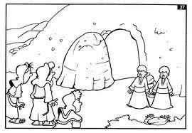 A ressurreição de Lázaro - quatro