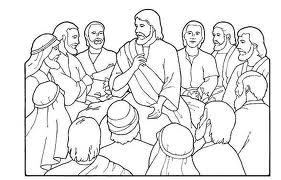 Jesus aparece aos discípulos 4