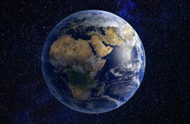 O Senhor anda sobre os altos da Terra