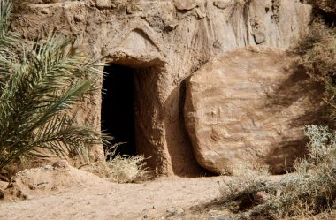 Quem nos removerá a pedra?