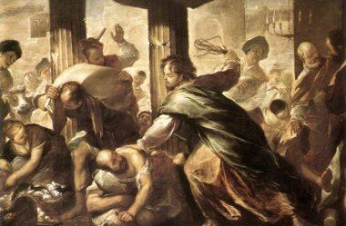 Jesus purifica o templo