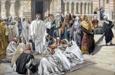 Jesus na Festa dos Tabernáculos