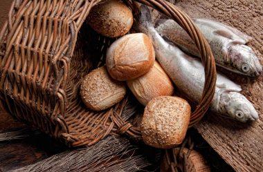 A multiplicação de pães e peixes