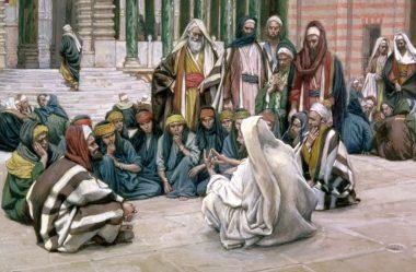 A festa da dedicação. Jesus é interrogado.