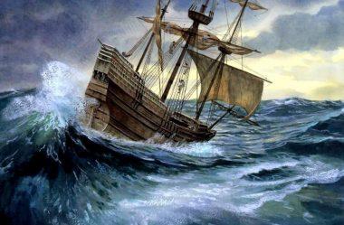 O barco com Jesus